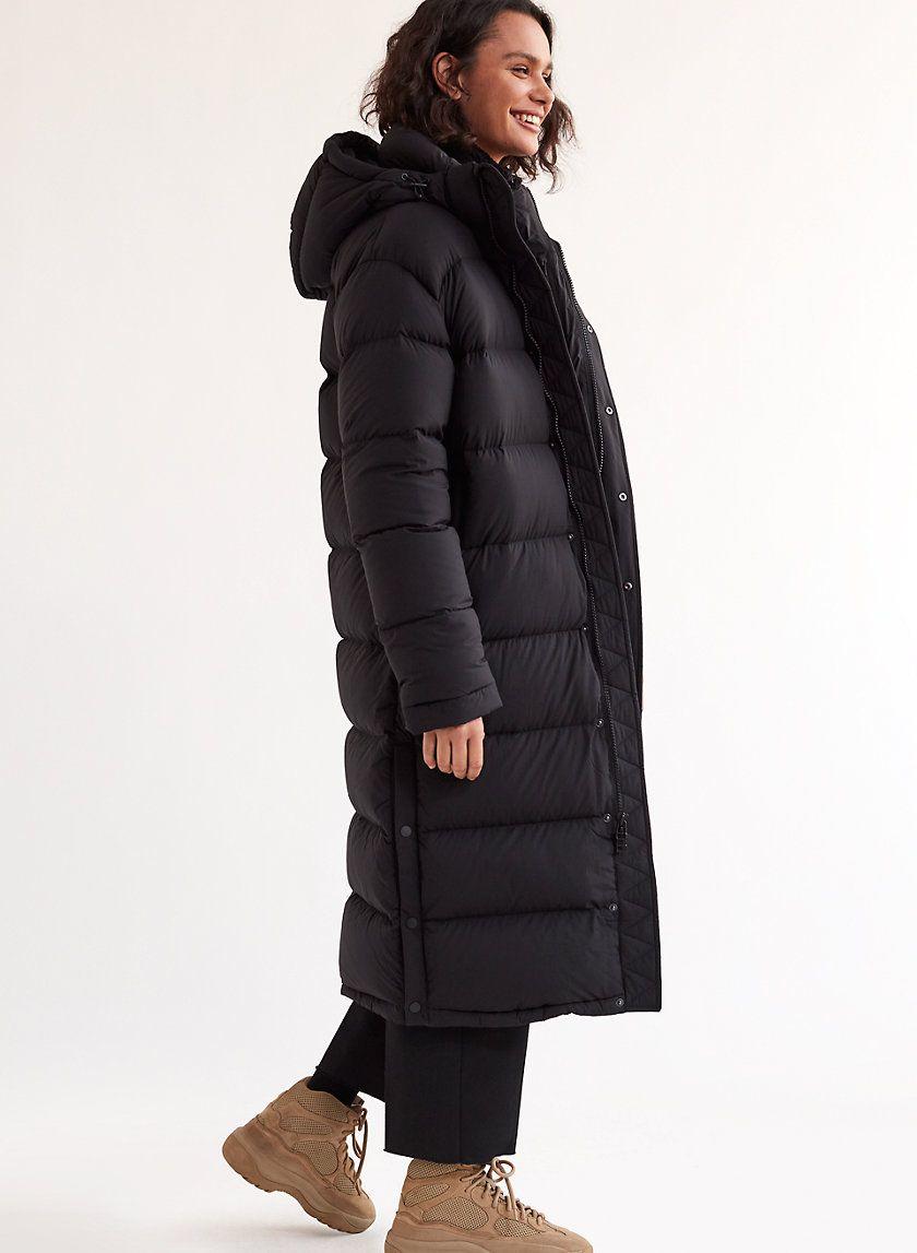 Tna THE SUPER PUFF LONG | Aritzia US | Long puffer coat
