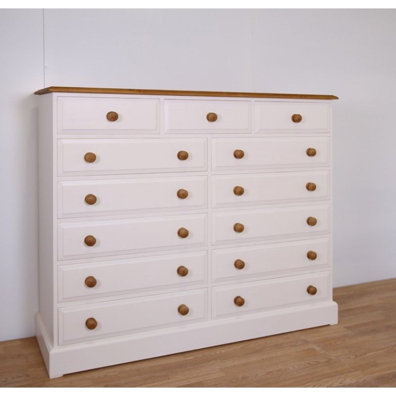 Best Farrow Ball 13 Drawer Long Low Chest Chest Of Drawers 640 x 480