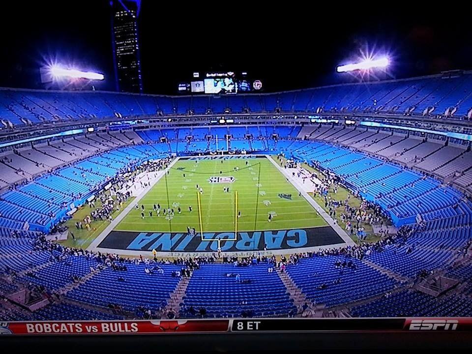The Panther Stadium Carolina Panthers Carolina Girl Panther Nation