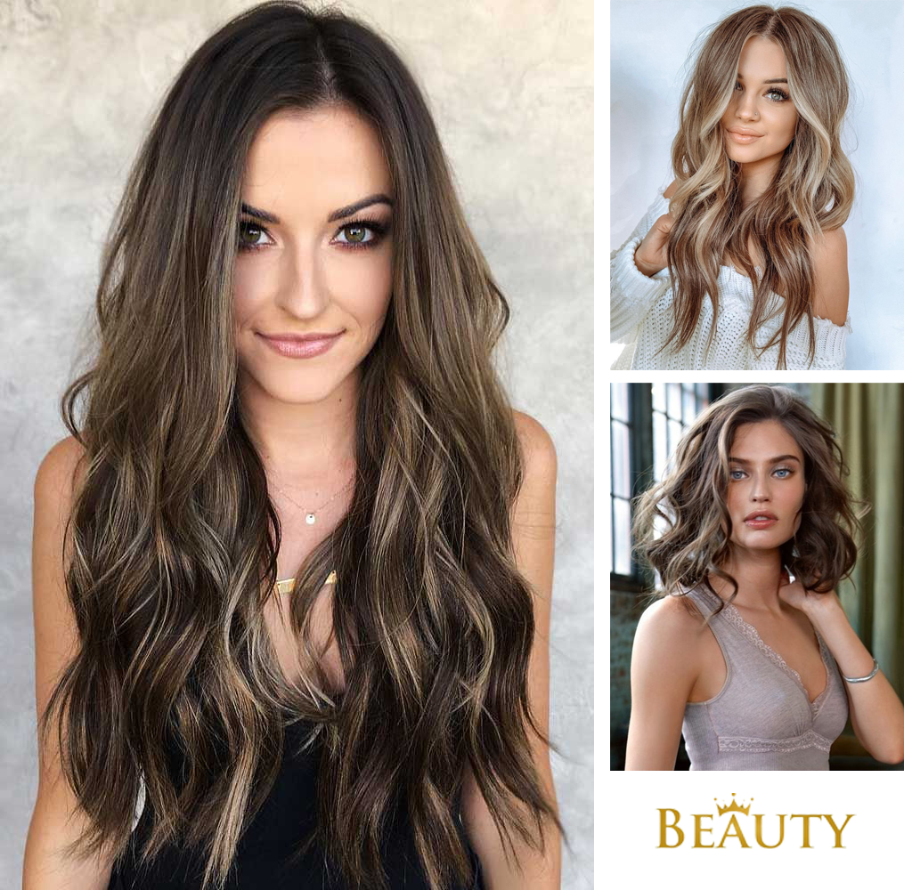 Flirty And Flattering Light Brown Hair Colours For Your Fresh Look Women Hair Trends 2021 Soft Brow In 2020 Light Brown Hair Hair Color Light Brown Brown Hair Colors