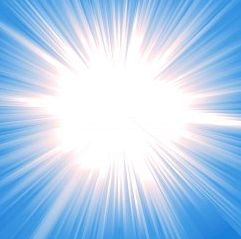 The bright light of heaven | Light, Bright lights, Pure products
