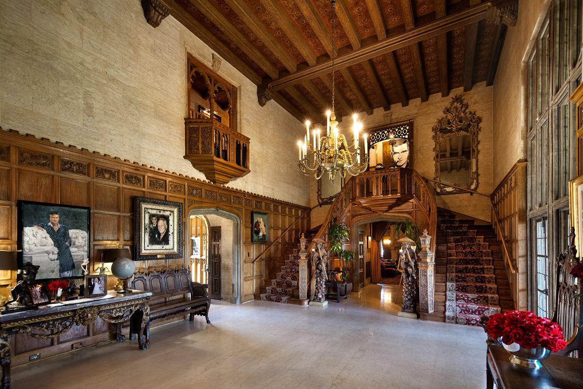 Playboy Mansion Asks 200 Million Stairs