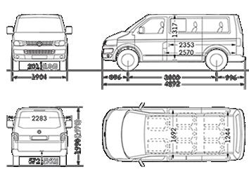 Vw Shuttle Vw Transporter Shuttle Vw Caddy Maxi Volkswagen Van