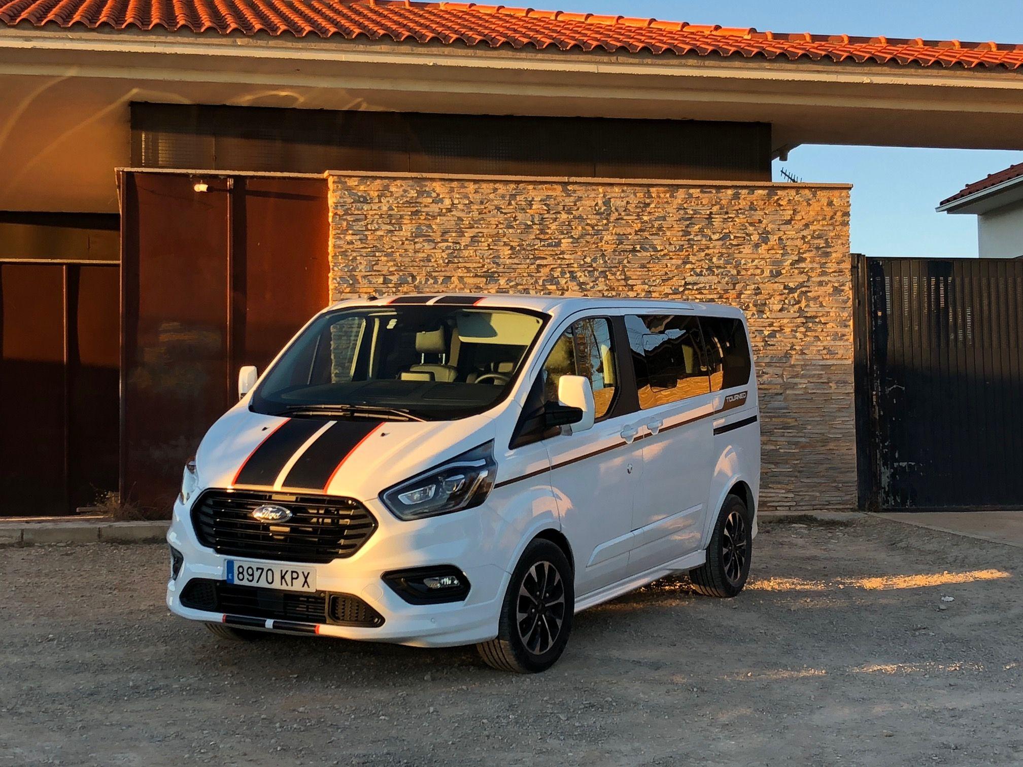 Ford Tourneo Custom Sport Ford Tourneo Custom Ford Ford Transit Custom