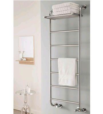 The Radiator Company Phoenix Chrome Towel Rail  Pp  Pinterest Brilliant Designer Heated Towel Rails For Bathrooms Design Inspiration