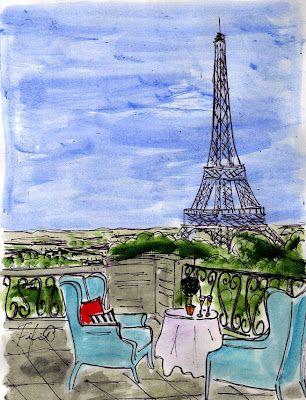 Fifi Flowers: French Celebration...