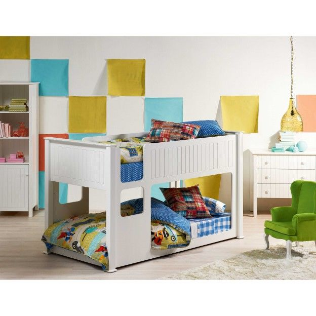 Compact Bunk Beds the 16 coolest bunk beds for toddlers | bunk bed, room and low
