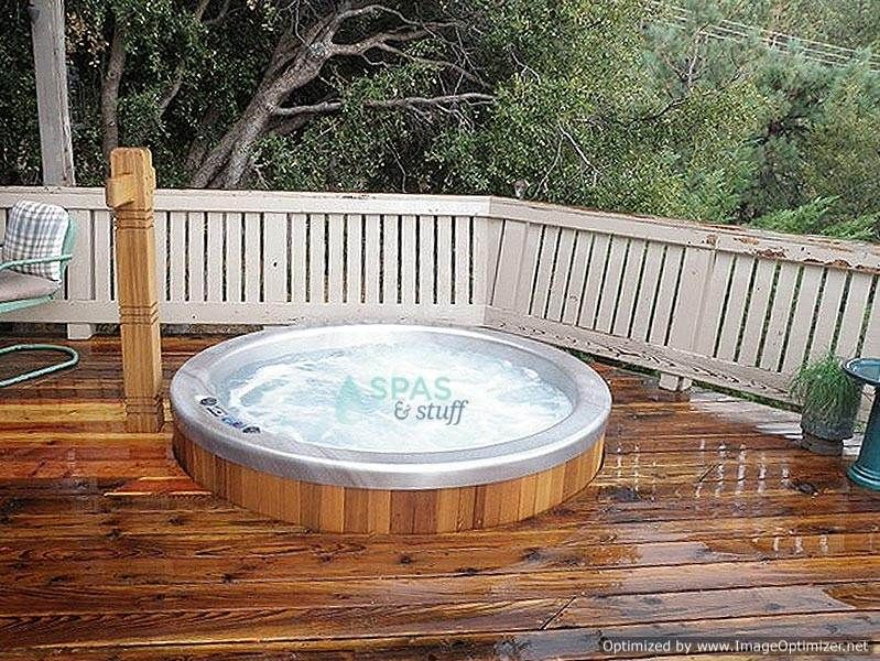 Spasandstuff Com Saltwater Hot Tub Reviews Round Hot Tub Saltwater Hot Tub Hot Tub