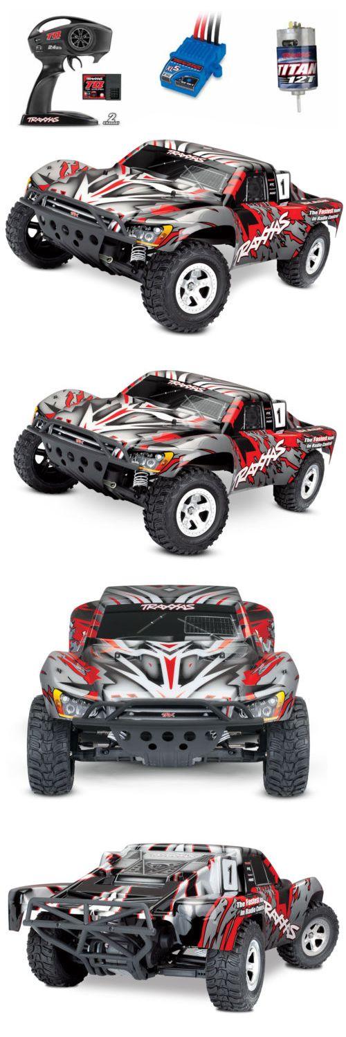 Cars Trucks and Motorcycles 182183: Traxxas 58024 1 10 Slash
