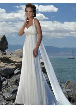 Vestidos de novia playa en santiago