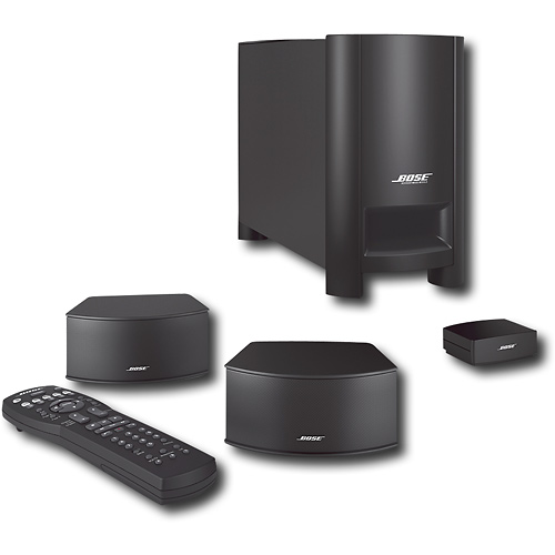 Trick out their apartment. Bose® CineMate® GS Series II