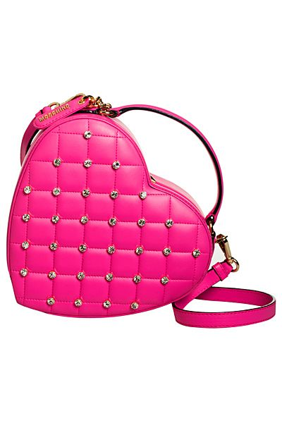 moschino pink heart bag 2015 spring summer haute tramp love moschino pinterest pink. Black Bedroom Furniture Sets. Home Design Ideas