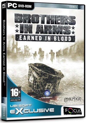 Brothers in Arms: Earned in Blood (PC DVD) by Focus Multimedia Ltd, http://www.amazon.co.uk/dp/B000LMPGBA/ref=cm_sw_r_pi_dp_waxRtb17CZHP0