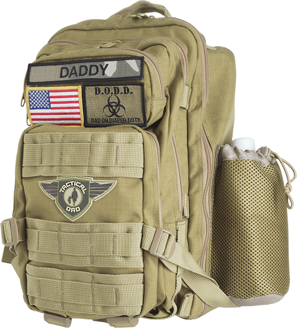 D O Dad On Diaper Duty Pack Tactical Packs Daddy Bags