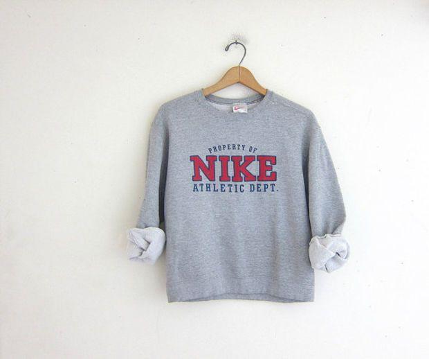 Pinterest   megxbeth Vintage Nike Sweatshirt 3004fcb08