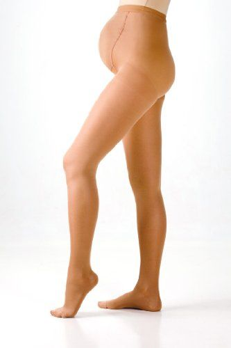 dea93e6a1ec01 Ames Walker Style 306, Women`s 30-40 mmHg ExFirm Maternity Pantyhose -  Beige, in your choice of sizes $34.99