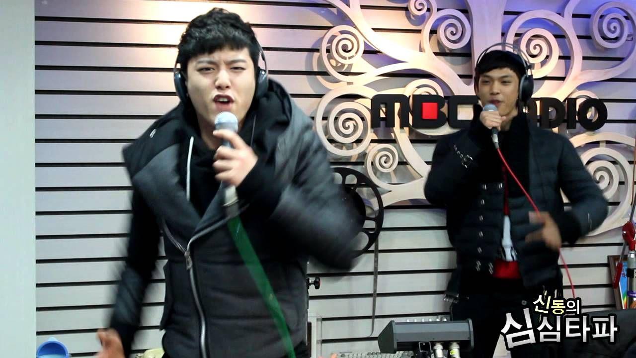신동의 심심타파 - C-CLOWN Kangjun & Maru - GENTLEMAN, 씨클라운 강준 & 마루 - 젠틀맨 20140306