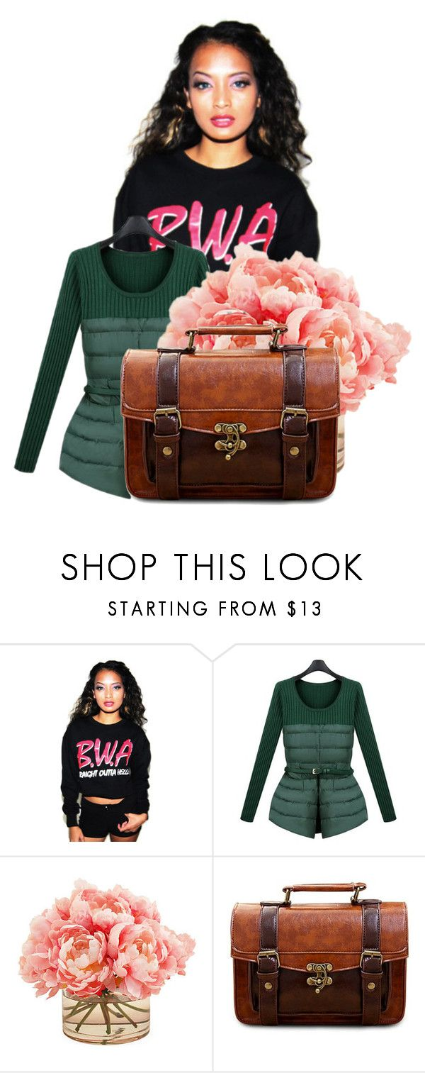 """""""Sweet Rebel boutique 32"""" by doris-popovic ❤ liked on Polyvore featuring Hellz Bellz and The French Bee"""
