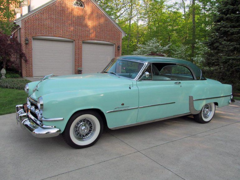 1954 Chrysler Imperial Custom Newport Hardtop Coupe For Sale 1836962 Chrysler Imperial Chrysler Chrysler Cars