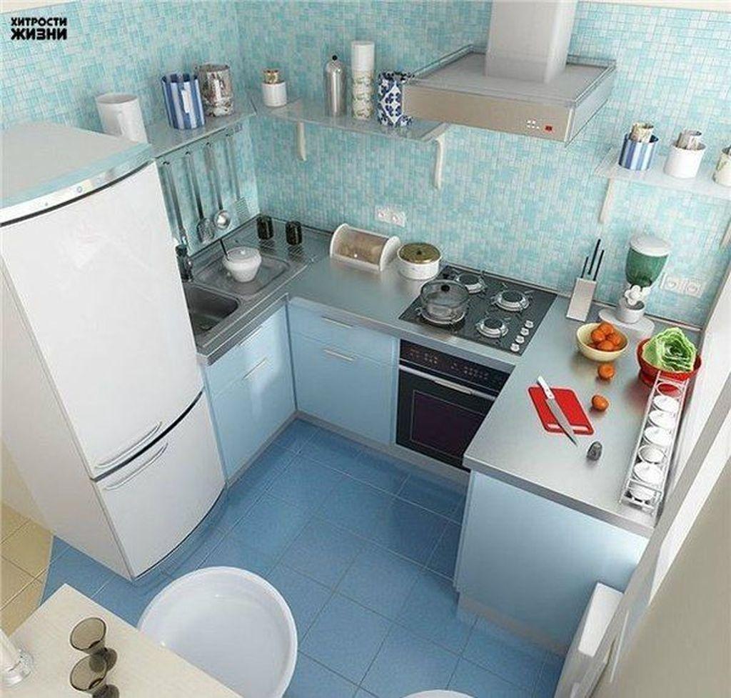Interior Design For Very Small Kitchen: 35 Gorgeous Small Kitchen Bar Design Ideas For Apartment