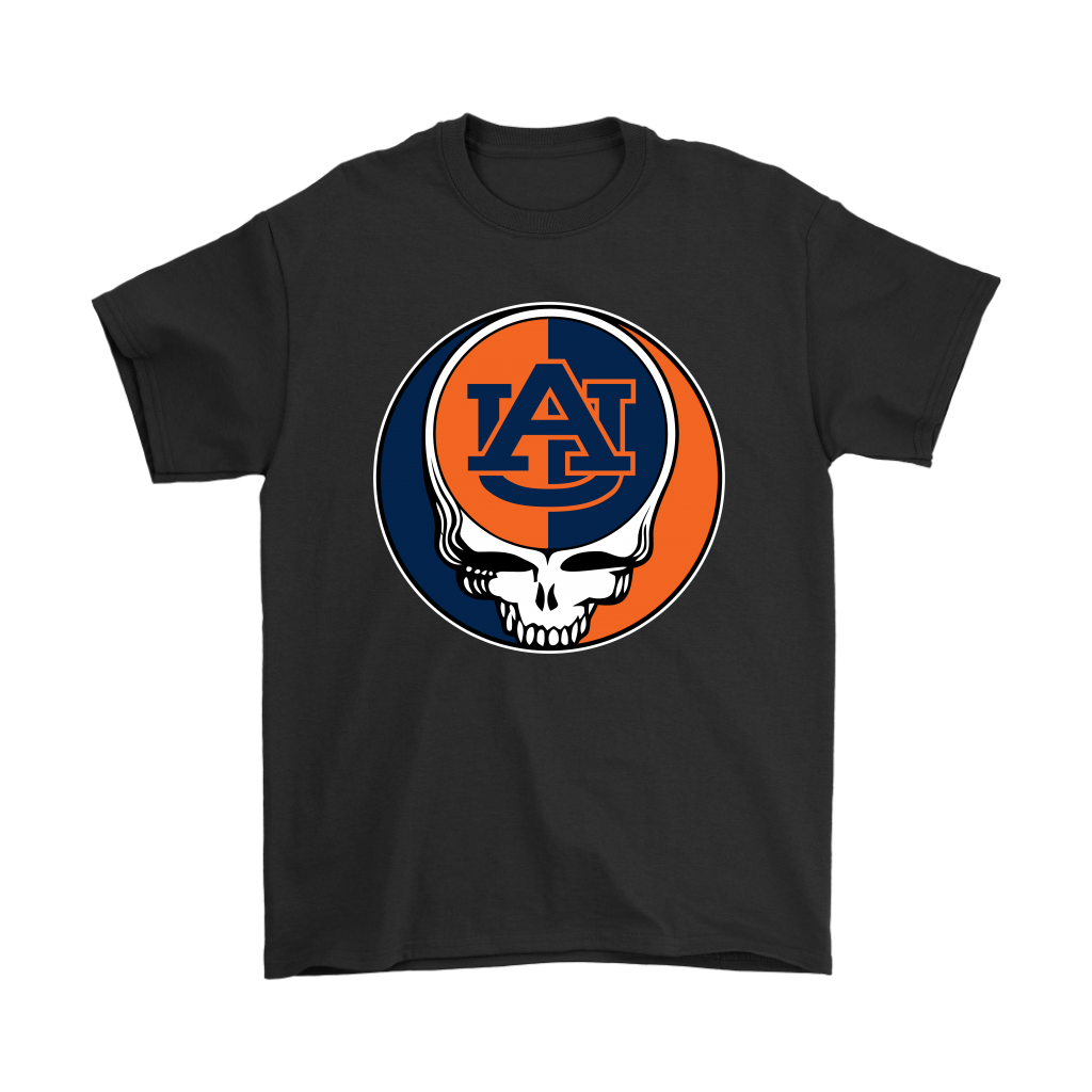 Ncaa Football Auburn Tigers X Grateful Dead Shirts Grateful Dead Shirts Dead Shirt Nfl T Shirts