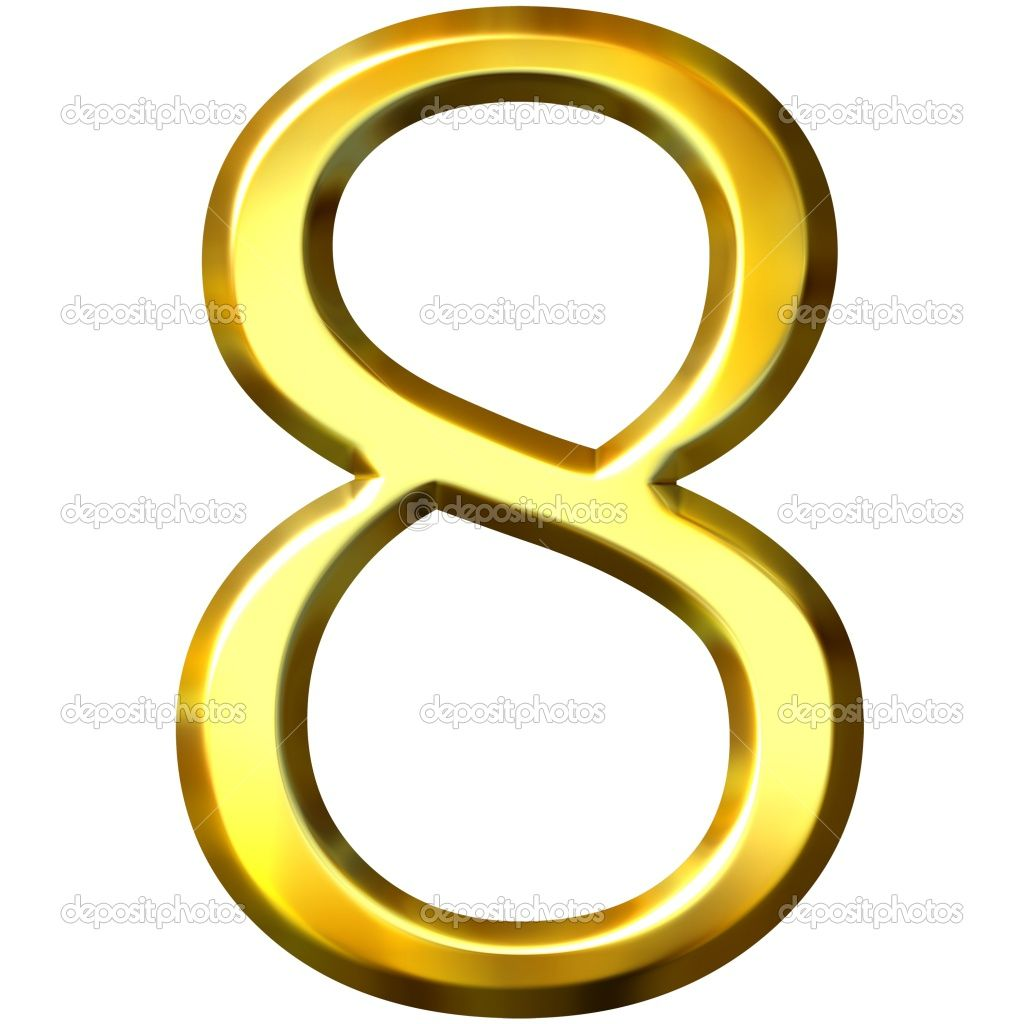 This Pin Is Specifically For The Value Of The Number 8 In Feng Shui