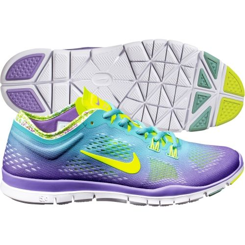 nike womens free 5.0 tr fit 4 cross training shoe