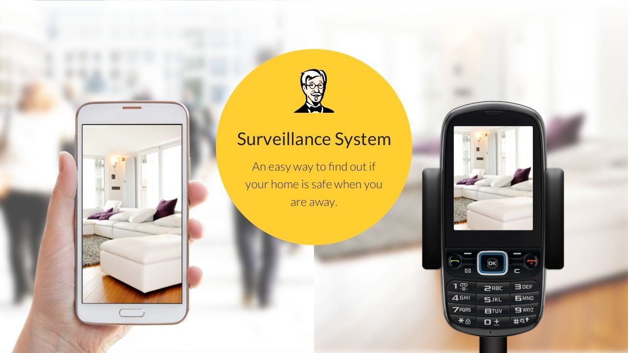 Alfred Surveillance App Use an old cell phone as a nanny