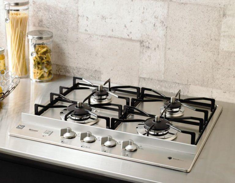 おしゃれなガステーブル2 | ガスコンロ おしゃれ, ガスコンロ, キッチンインテリアデザイン