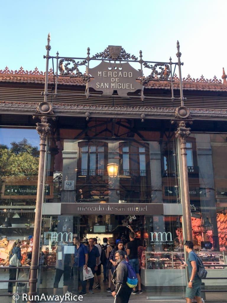 Mercado De San Miguel San Miguel Market Must Visit Gourmet Food Market In Madrid Spain San Miguel Market Mercado San Miguel San Miguel