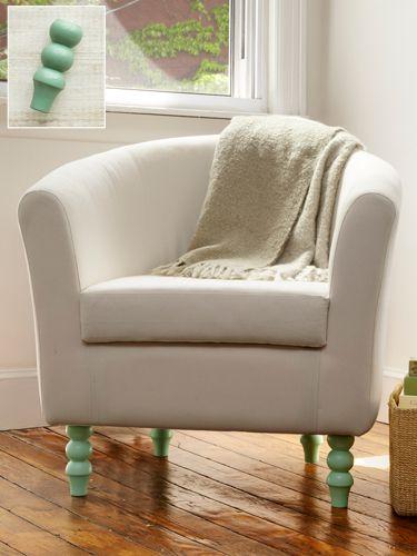 Siri Mint On Ikea Solsta Olarp Chair Www Prettypegs Com