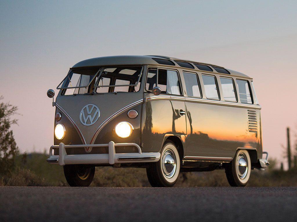 1963 Volkswagen \'23-Window\' Deluxe Microbus   Old Rides 4 ...