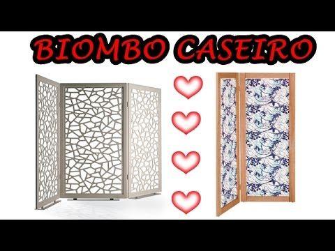 Como Hacer Un Separador De Ambientes O Biombo Facil How To Make A Room Separator Easy Youtube Making Room Easy Youtube Separators