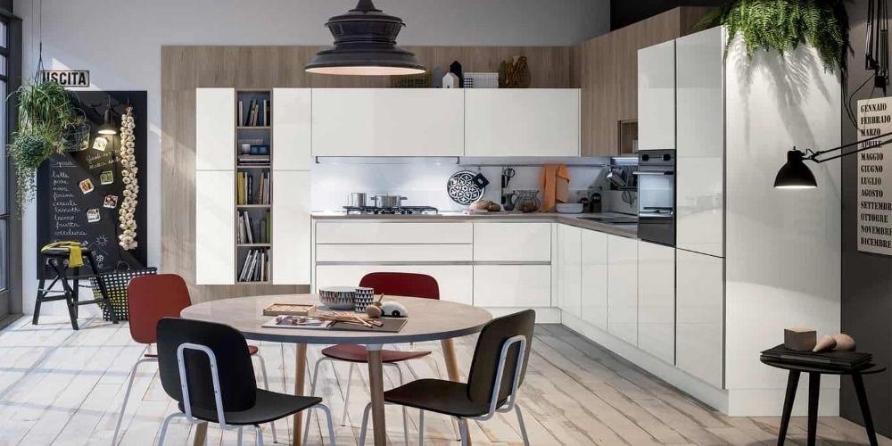 Veneta Cucine Lissone - Milano - Monza Brianza | kitchen | Pinterest