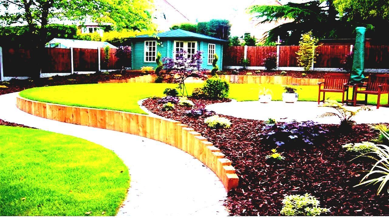 Einfach Landschaftsbau Ideen Für Eine Kleine Vorgarten Inspirierend, Wie  Wells #Gartendeko