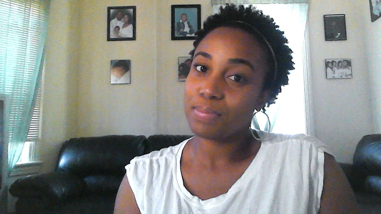 3 Inch Hairstyles: Big Chop - Twist Out On 4 Inch Hair