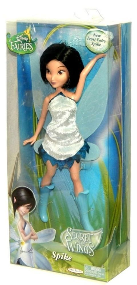 Disney Fairies Secret Of The Wings Frost Fairy Spike 9