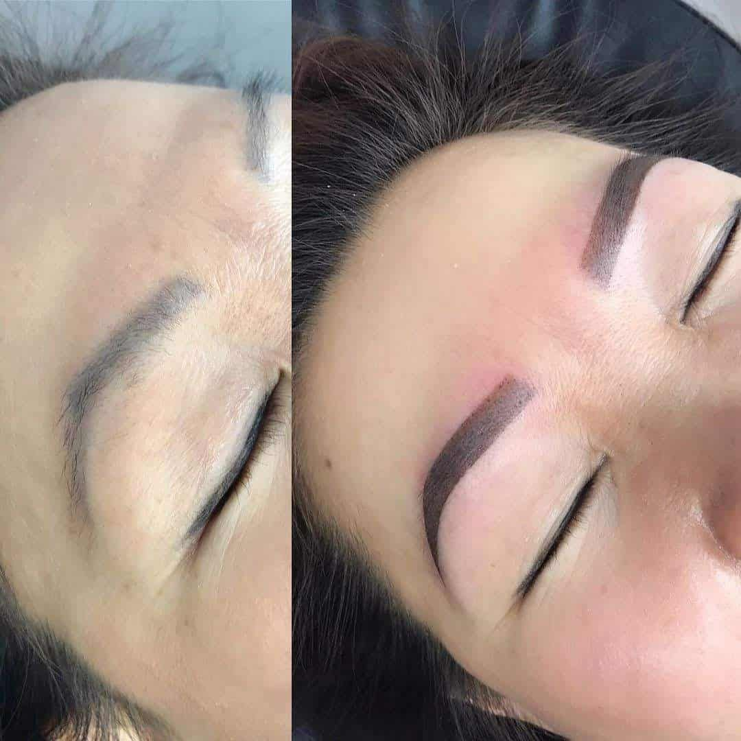 All you need to know about ombre brows in 2020 permanent