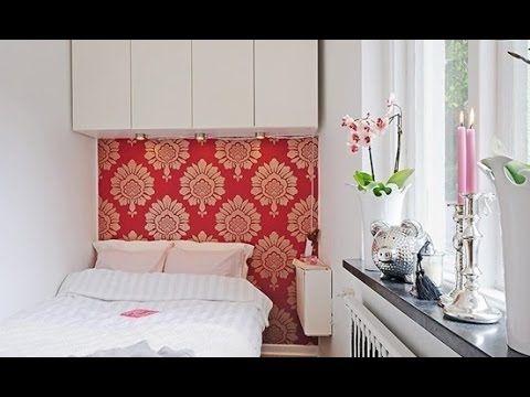 Idéias para decorar um quarto pequeno gastando pouco dinheiro