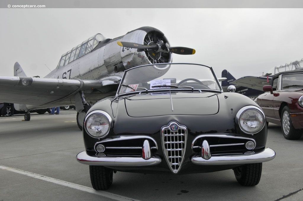 Auction results and data for 1958 Alfa Romeo Giulietta Veloce ...