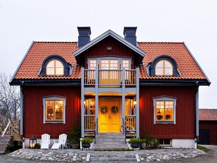 Skandinavisches haus am see  Pin von Joanna Hanus auf Home Ideas | Pinterest