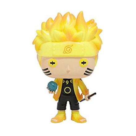Naruto Six Paths Yin Kurama Sage Mode Pop With Images Anime
