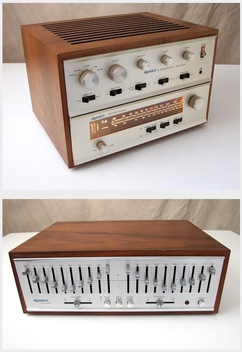 70's classic Dynaco