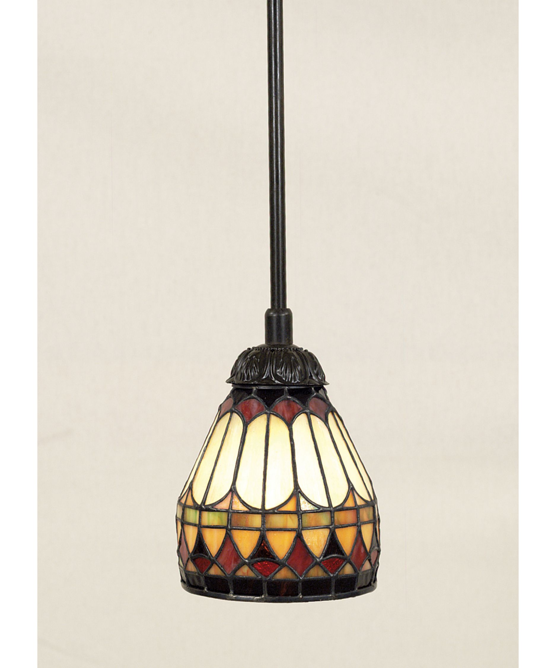 tiffany stained glass pendant light and charming stained glass