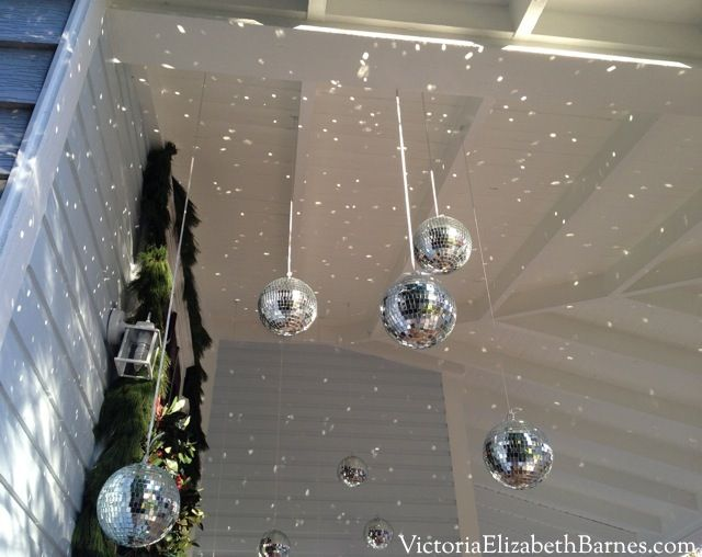 Disco Ball Decoration Impressive I'm Like Gollumbut Much Taller  Unusual Holidays Disco Ball Decorating Inspiration