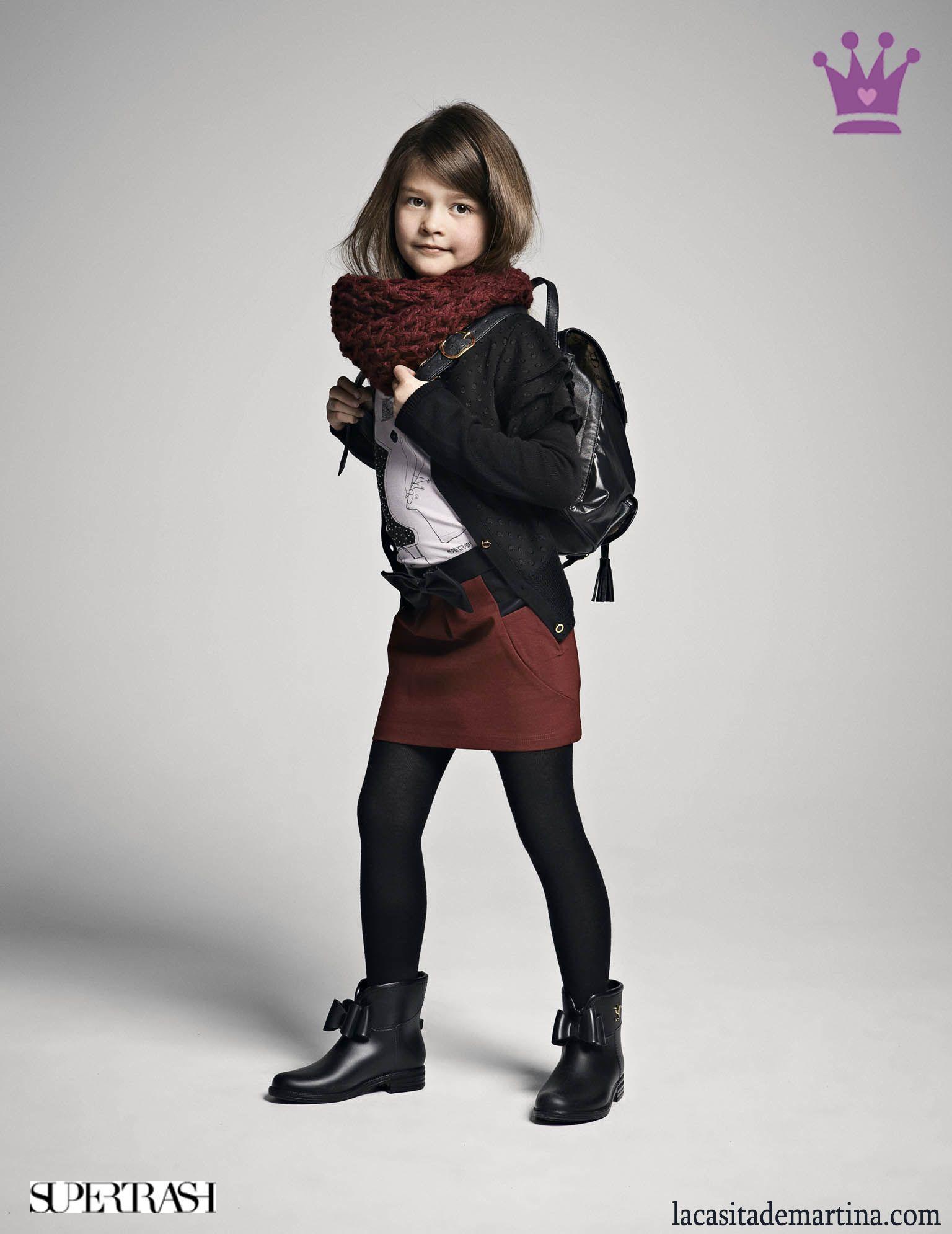 3f9ed2d27 ♥ SUPERTRASH Colección Otoño Invierno 2012 13 ♥ Marca de Moda ...