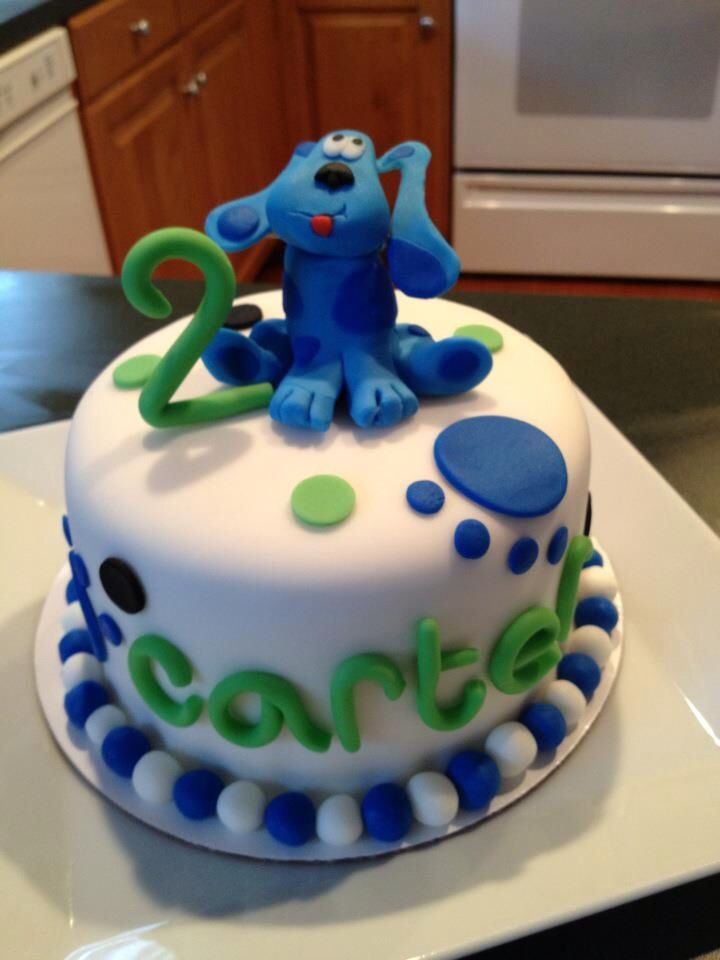 19+ Blues clues birthday cake for girl inspirations