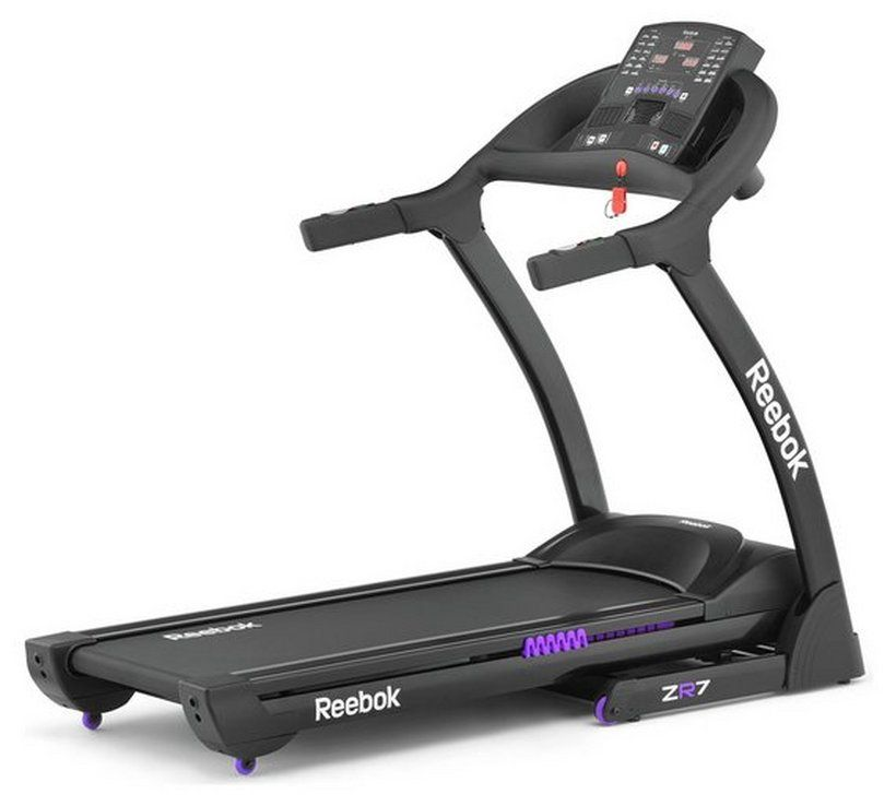 Buy reebok zr treadmill treadmills argos glen leven home