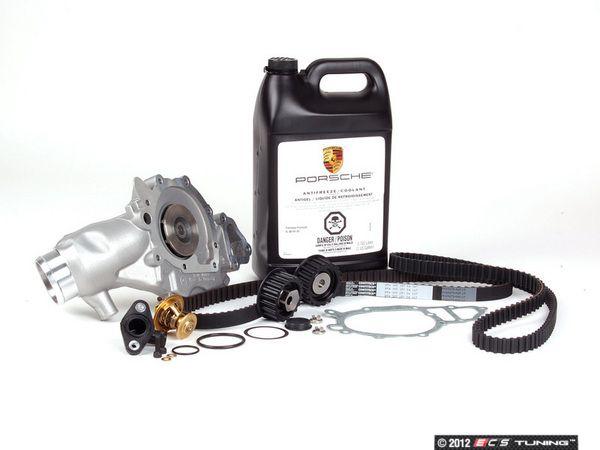 ECS Ultimate Timing Belt Kit With Water Pump | Porsche 944