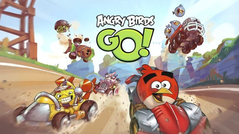 Angry Birds Go Angry Birds Star Wars Racing Games